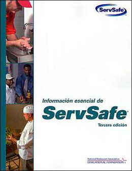 ServSafe Essentials in Spanish w/Scantron Certification Exam