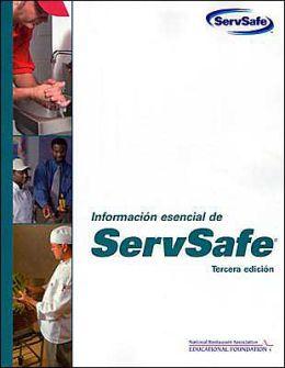 ServSafe Essentials in Spanish w/Scantron Certification Exam