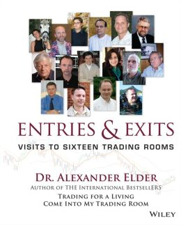Entries & Exits: Visits to 16 Trading Rooms