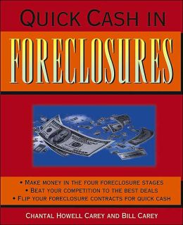 Quick Cash in Foreclosures