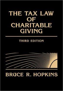 Charitable Giving 3e