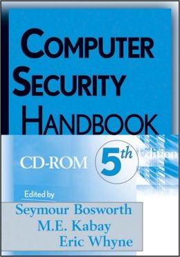 Computer Security Handbook, CD ROM