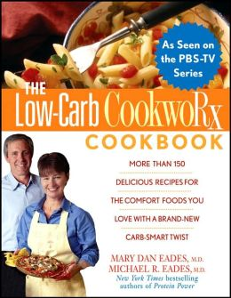 Low Carb CookwoRx Cookbook