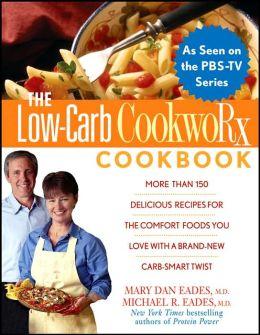 Low Carb CookwoRx Cookbook