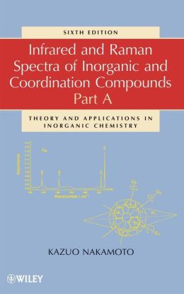 Infrared and Raman Spectra of Inorganic and Coordination Compounds: Part A: Theory and Applications in Inorganic Chemistry