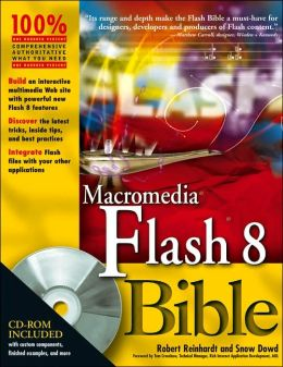 Macromedia Flash 8 Bible