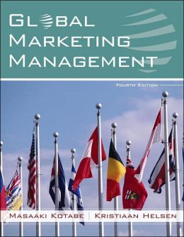 Global Marketing Management [With Password/Global Marketing Mgmt System On-Line]