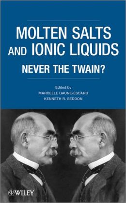 Molten Salts and Ionic Liquids: Never the Twain