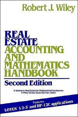 Real Estate Accounting and Mathematics Handbook: A Professional Guide