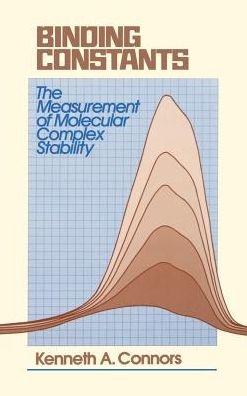 Binding Constants: The Measurement of Molecular Complex Stability