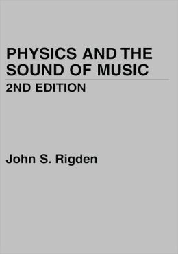 Physics and the Sound of Music