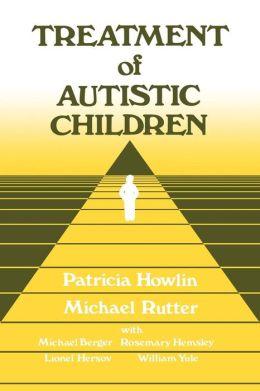 Treatment of Autistic Children