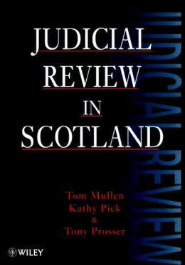 Judicial Review in Scotland