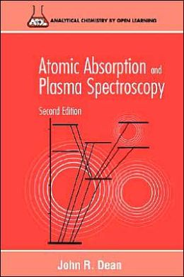 Atomic Absorption and Plasma Spectroscopy