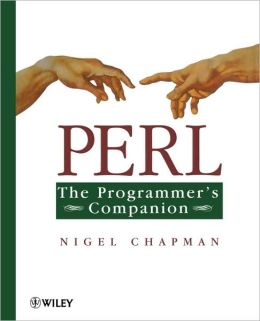 Perl: The Programmer's Companion
