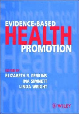 Evidence-based Health Promotion
