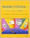 Reader's Choice 4, Split Edition Book 1