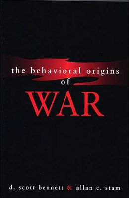 The Behavioral Origins of War