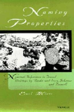 Naming Properties: Nominal Reference in Travel Writings by Basho and Sora, Johnson and Boswell