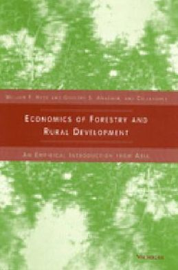 Economics of Forestry and Rural Development: An Empirical Introduction from Asia