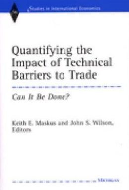 Quantifying the Impact of Technical Barriers to Trade: Can It Be Done?