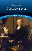 Book Cover Image. Title: Common Sense, Author: Thomas Paine