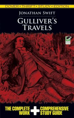 Gulliver's Travels Thrift Study Edition