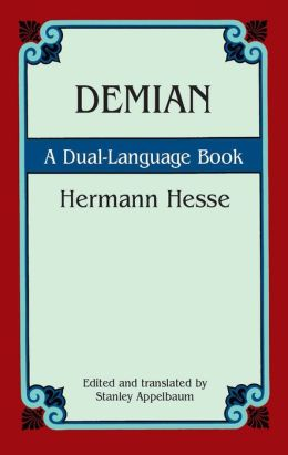 a review of hermann hesses writing style in demian Find helpful customer reviews and review ratings for siddhartha, demian, and other writings: hermann hesse (german library) at amazoncom read honest and unbiased product reviews from our users.