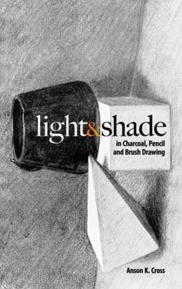 Light and Shade in Charcoal, Pencil and Brush Drawing