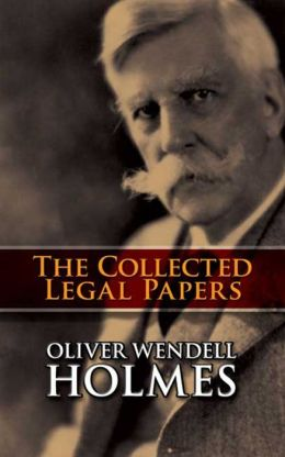The The Collected Legal Papers Collected Legal Papers