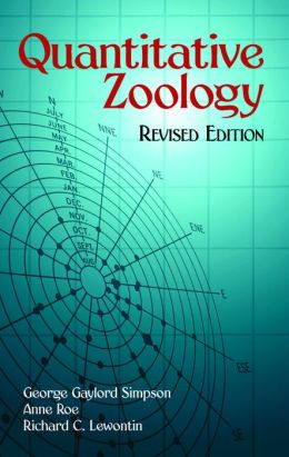Quantitative Zoology: Revised Edition