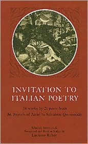 Invitation to Italian Poetry