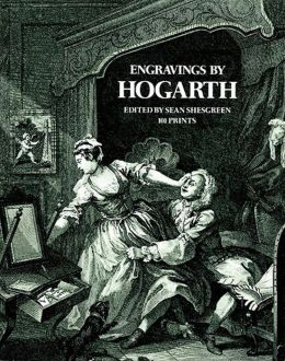 Engravings by Hogarth: 101 Prints