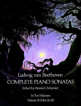 Complete Piano Sonatas: (Sheet Music)