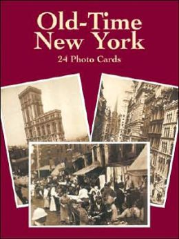 Old New York Photo Cards: 24 Ready-to-Mail Views