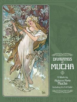 Drawings of Mucha: 70 Works