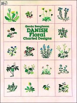 Charted Designs Danish Floral Charted Designs