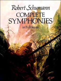 Complete Symphonies in Full Score: (Sheet Music)