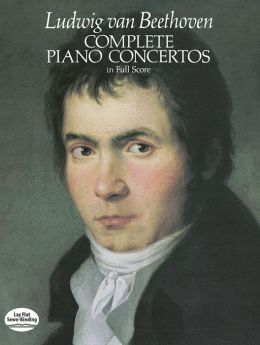 Complete Piano Concertos in Full Score: (Sheet Music)