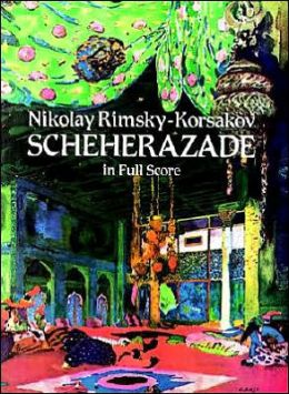 Scheherazade in Full Score: (Sheet Music)