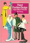 Poiret Fashion Design Paper Dolls in Full Color