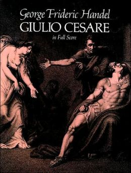Giulio Cesare: In Full Score: (Sheet Music)