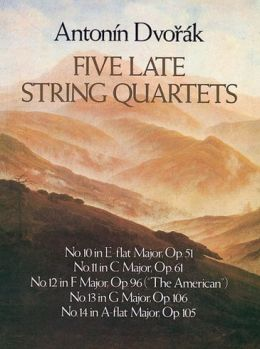 Five Late String Quartets