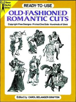 Ready-to-Use Old Fashioned Romantic Cuts