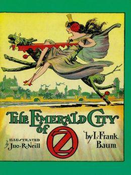 The Emerald City of Oz (Oz Series #6)