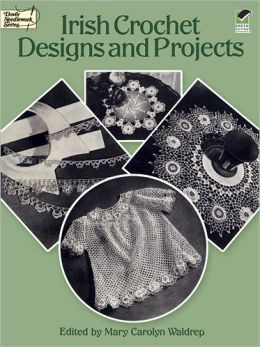 Irish Crochet Designs and Projects