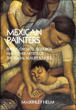 Modern Mexican Painters (Essay Index Reprint)