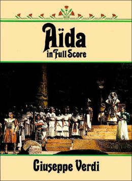 Aida: In Full Score: (Sheet Music)