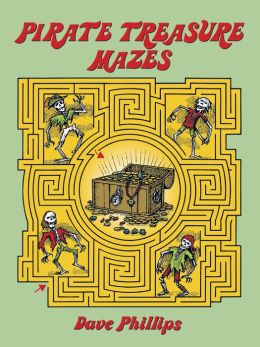 Pirate Treasure Mazes