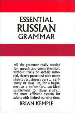 Essential Russian Grammar